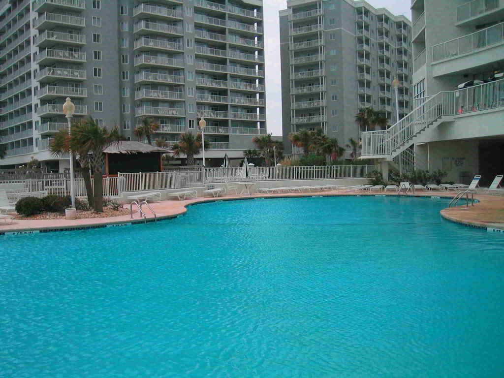 Exterior and Pool View-2