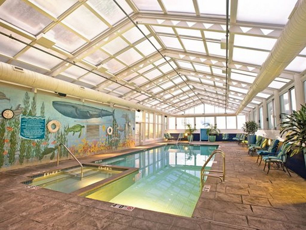 Inside Pool View