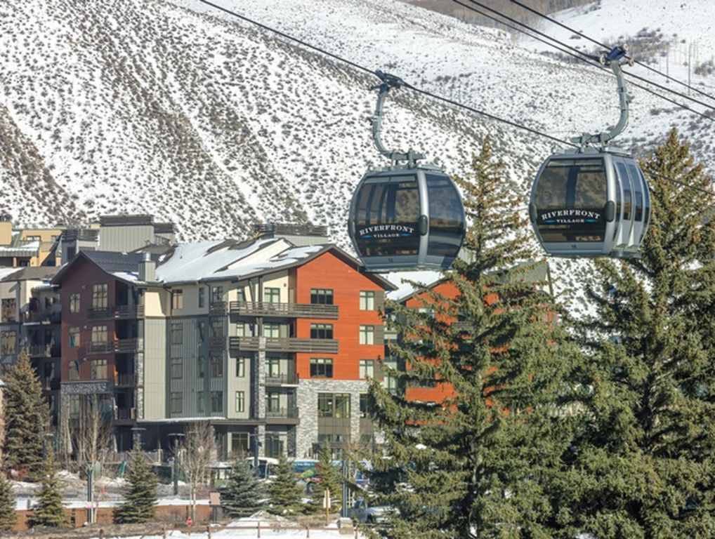 Resort View and Ski Lift