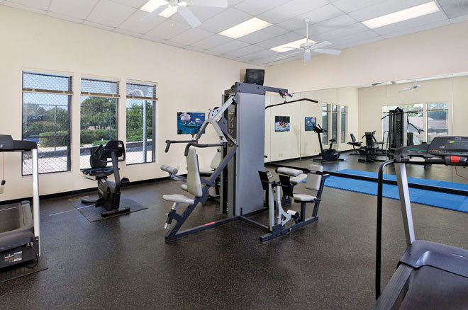 wyndham-WorldMark-afton-grand-lake-fitness-center